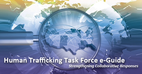 human trafficking task force eguide ovc ttac
