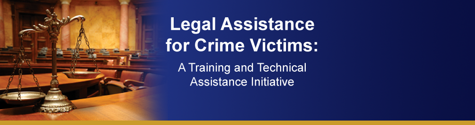 office for victims of crime training and technical