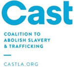 Coalition to Abolish Slavery and Trafficking Logo