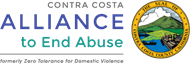 Contra Costa Alliance to End Abuse Logo
