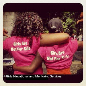 Girls Educational Mentoring Services Copyright
