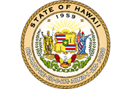 The State of Hawaii Department of Labor and Industrial Relations-Office of Community Services Logo