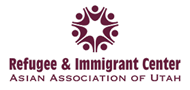 Refugee and Immigrant Center-Asian Association of Utah Logo