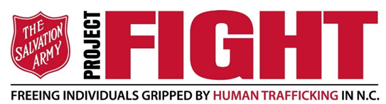 The Salvation Army Wake County: Project FIGHT Logo