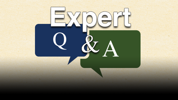 Got questions? Get answers with the new Expert Q&A series