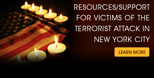 Resources/Support for Shooting Victims in New York City