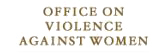 Office on Violence Against Women logo