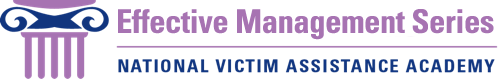 NVAA Effective Management Series Logo