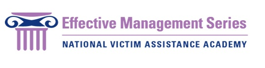 NVAA: Effective Management Series Logo